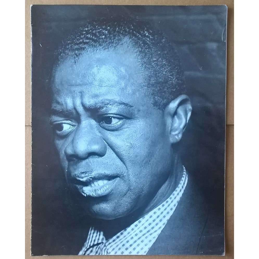 louis armstrong programme olympia 1962