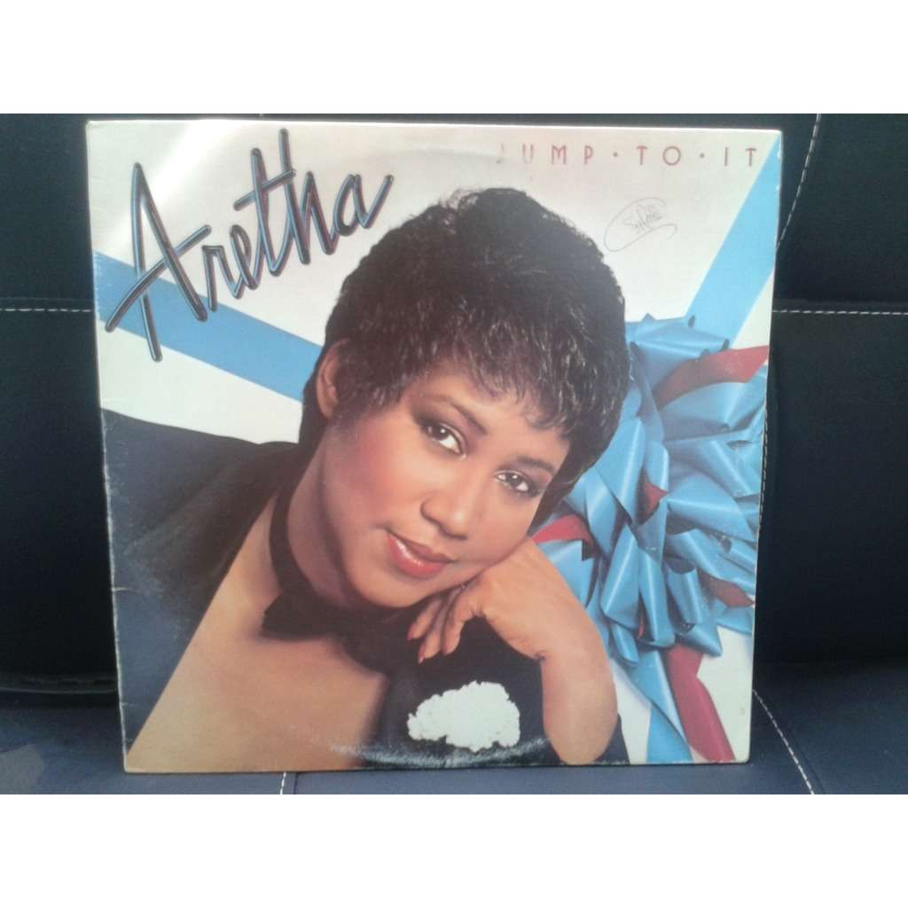 Aretha* - Jump To It (LP, Album, Amb, Hau) Aretha* - Jump To It (LP, Album, Amb, Hau)
