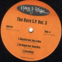 Mary J. Blige - The Rare E.P. Vol. 3 Mary J. Blige - The Rare E.P. Vol. 3