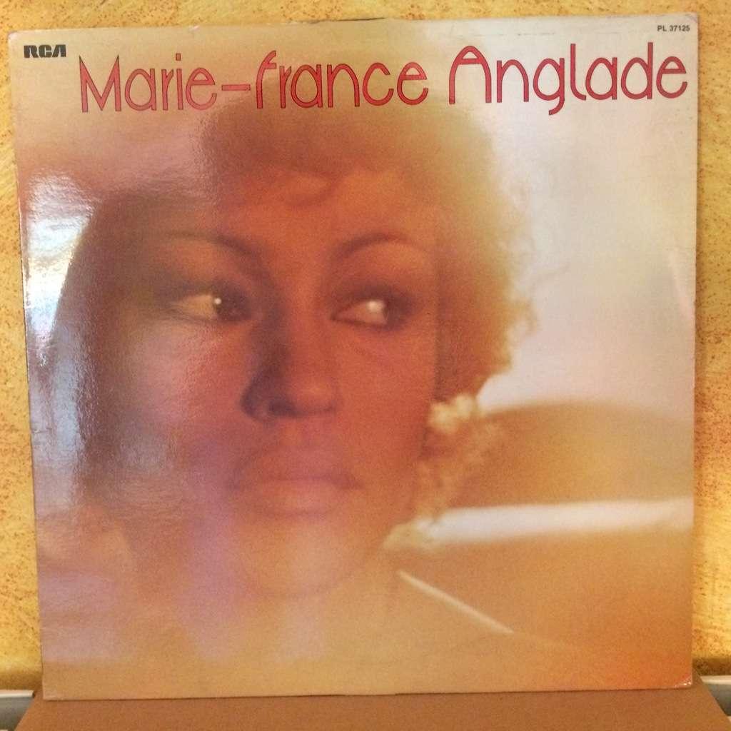 MARIE-FRANCE ANGLADE marie-france anglade