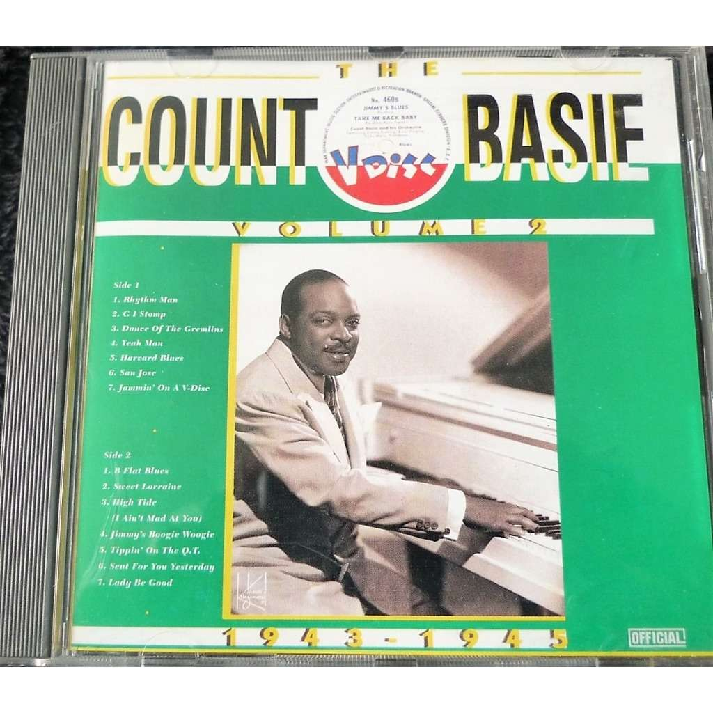 Count Basie The V-Discs Vol. 2