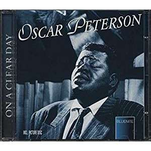 Oscar Peterson On A Clear Day
