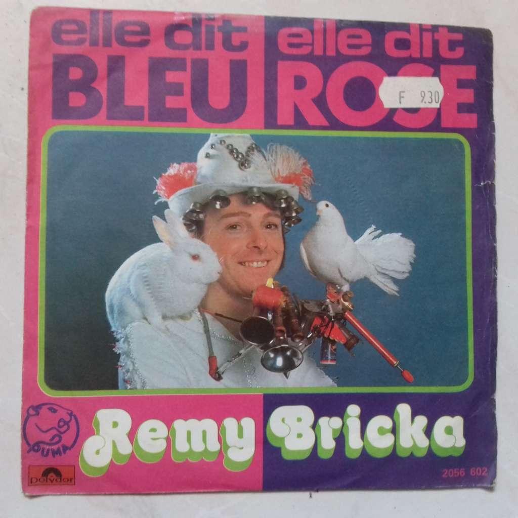 remy bricka elle dit bleu elle dit rose