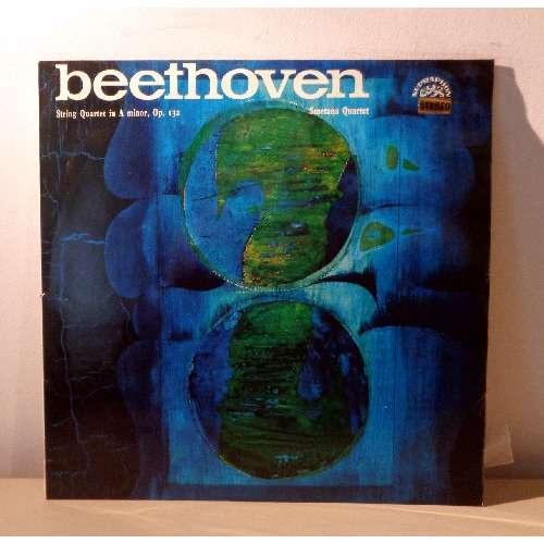 SMETANA QUARTET BEETHOVEN String quartet in a minor, op.132