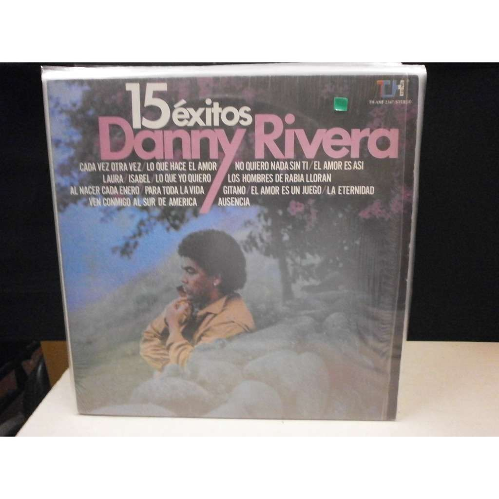 Danny Rivera 15 EXITOS