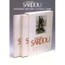 Michel Sardou Intégrale 1965-1995 16 CD & 1 Livre