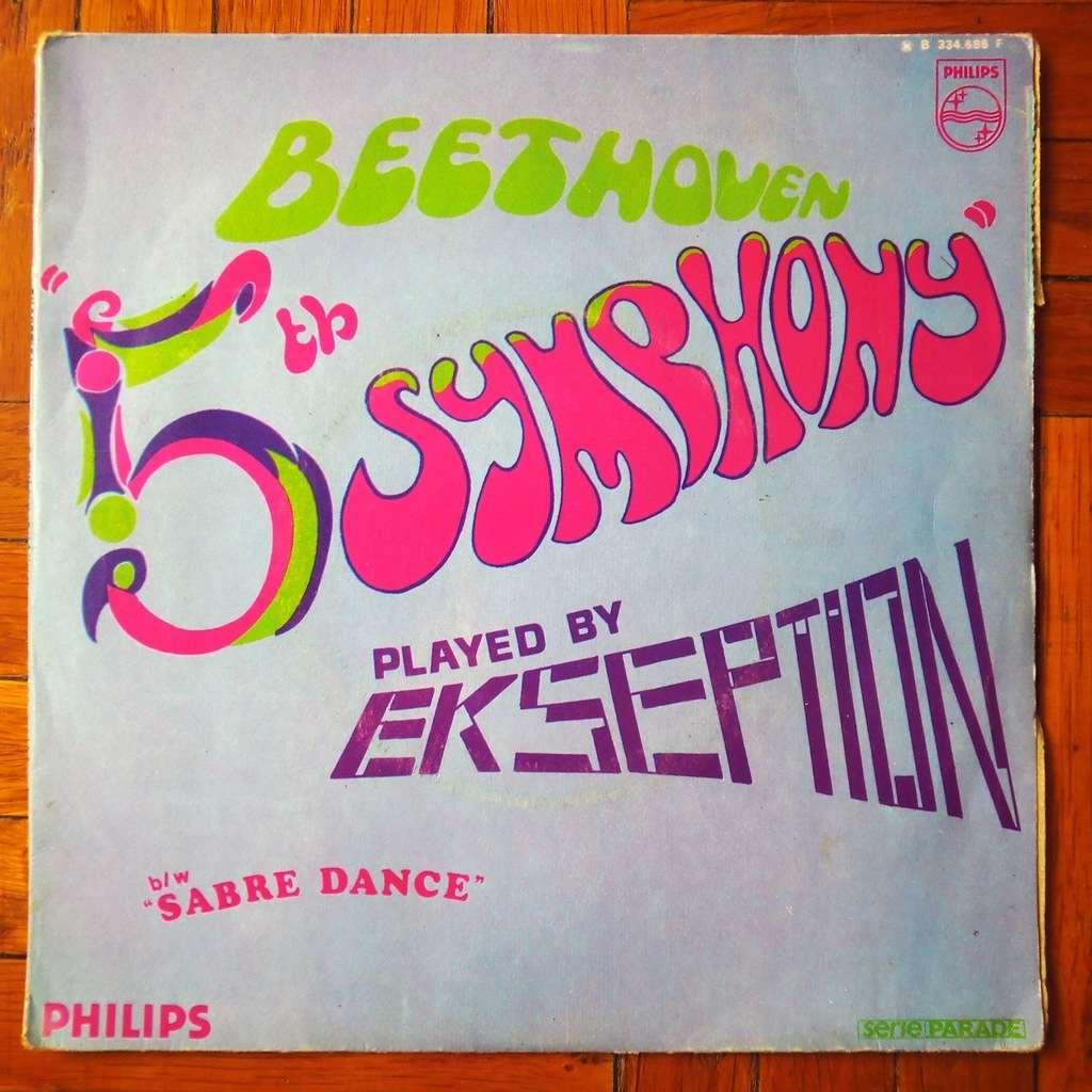 5Th Symphony ekseption beethoven 5th symphony / sabre dance