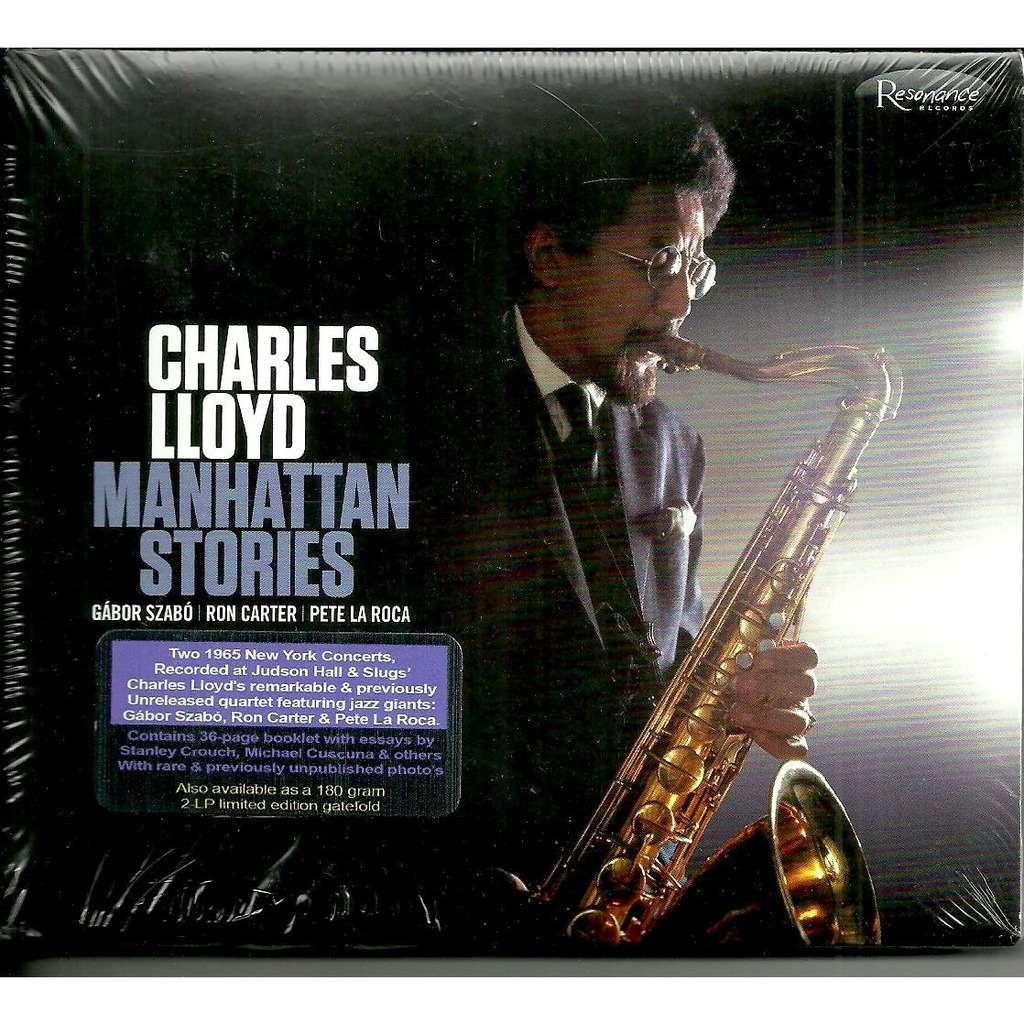 LLOYD CHARLES MANHATTAN STORIES - LLOYD CHARLES - CD2