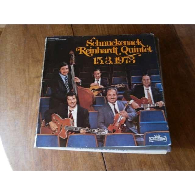 schnuckenack reinhardt quintet 15.3.1973