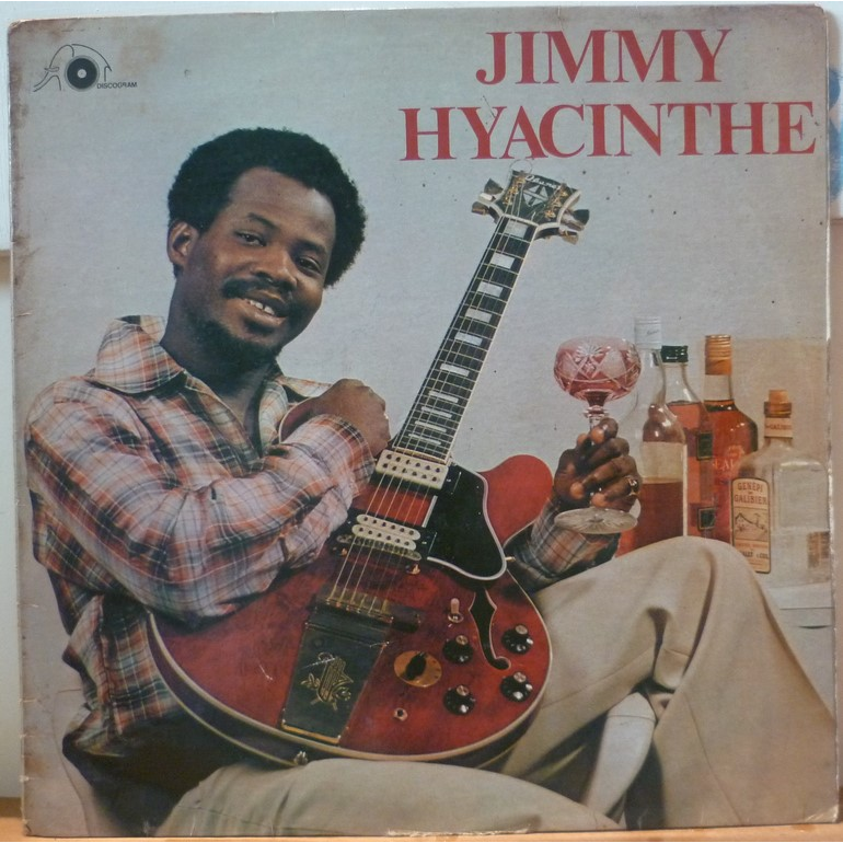 JIMMY HYACINTHE S/T - feat. Yatchiminou