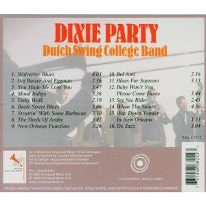 Dutch Swing College Band Dixy Party