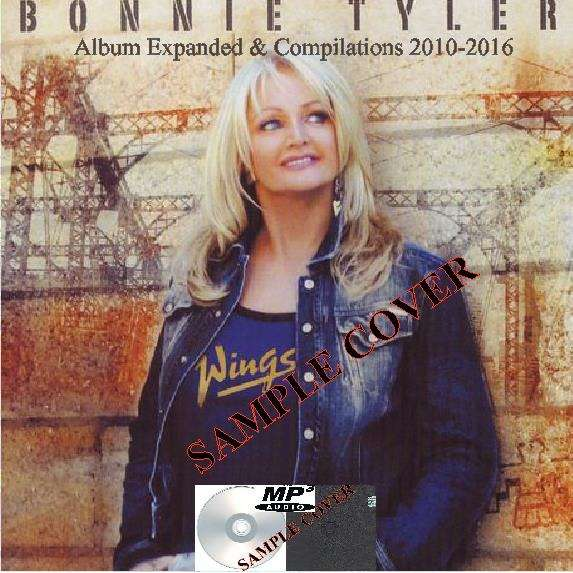 bonnie tyler Album Expanded & Compilations 2010-2016 (6CD MP3)