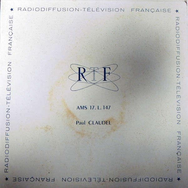 Paul Claudel Mémoires improvisés