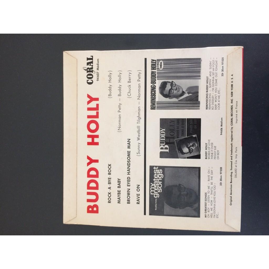 buddy holly Rock-a-bye-rock