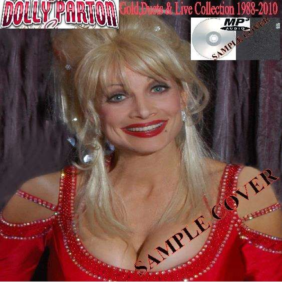 dolly parton Gold,Duets & Live Collection 1988-2010 (5CD MP3)