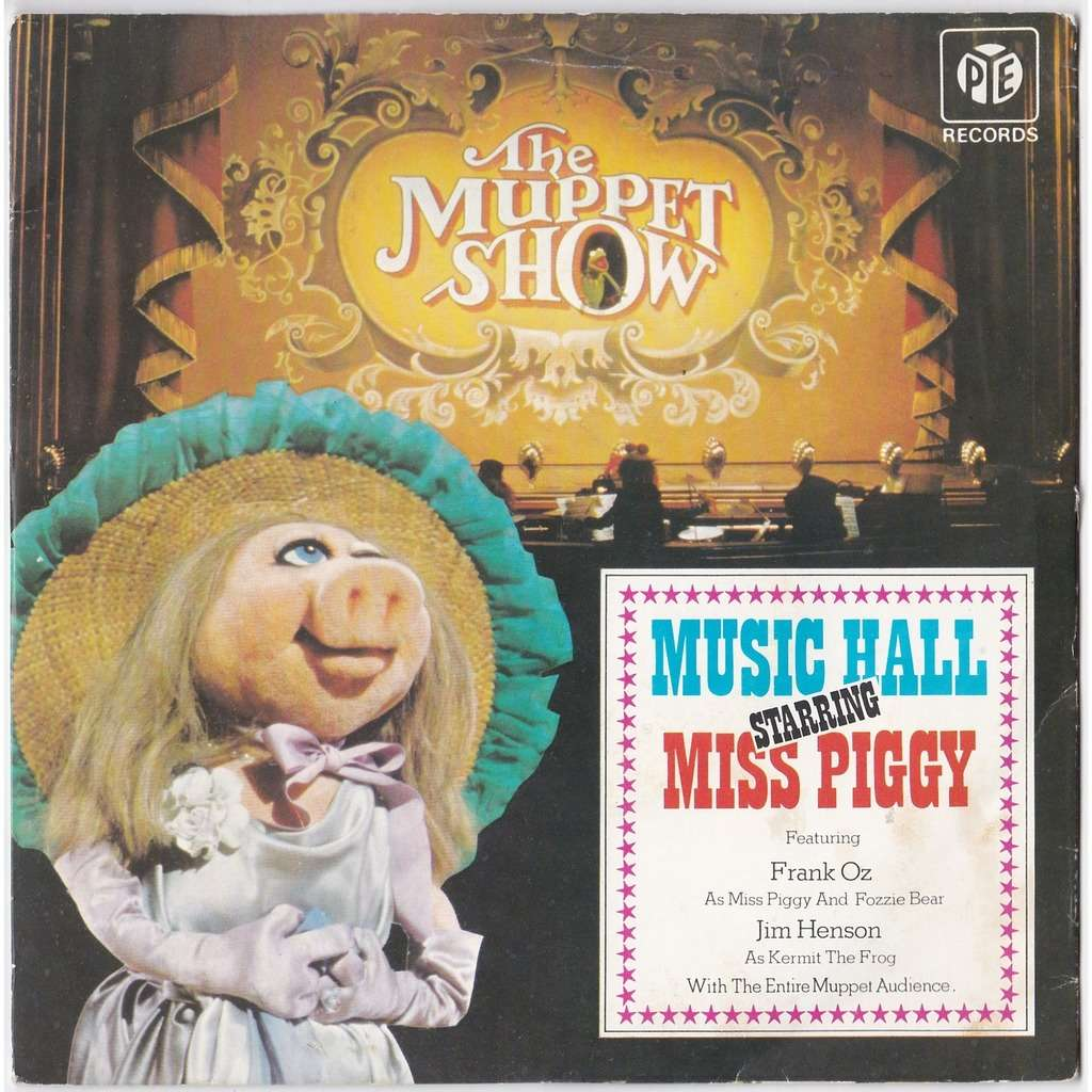 MUPPETS, THE THE MUPPET SHOW MUSIC HALL
