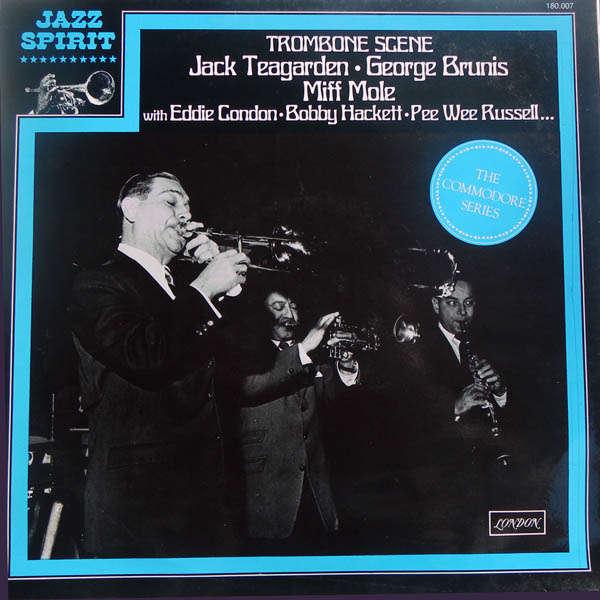 jack teagarden Trombone scene