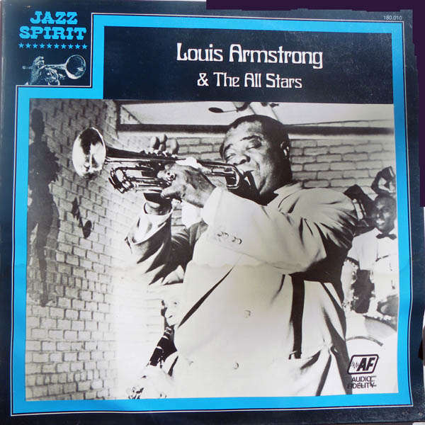 louis armstrong and his all-stars The all stars