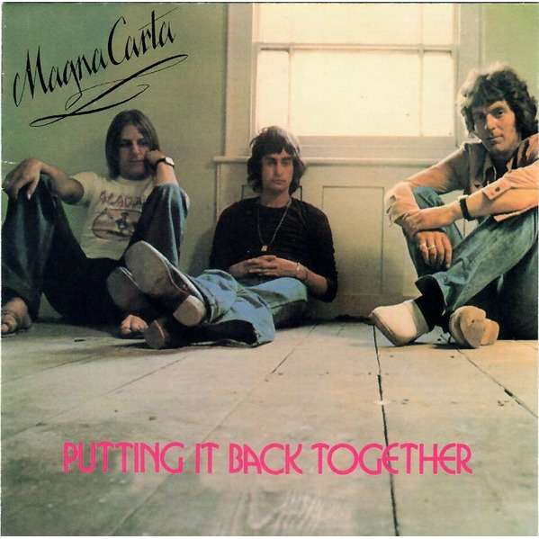 putting it back together by magna carta cd with kamchatka ref
