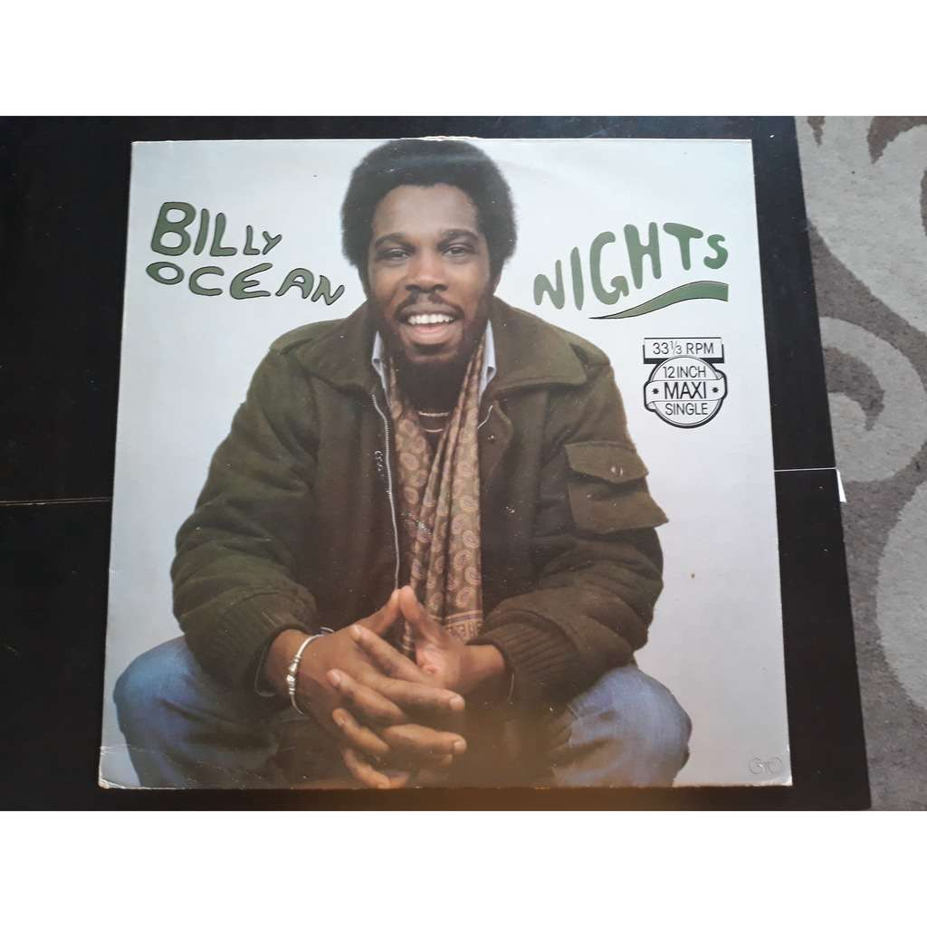 Billy Ocean - Nights (12, Maxi) Billy Ocean - Nights (12, Maxi)