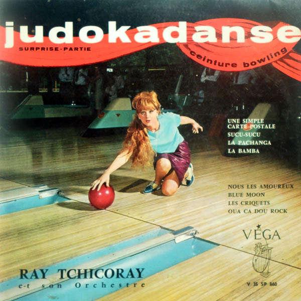 Ray Tchicoray & son orchestre Judokadanse ceinture bowling