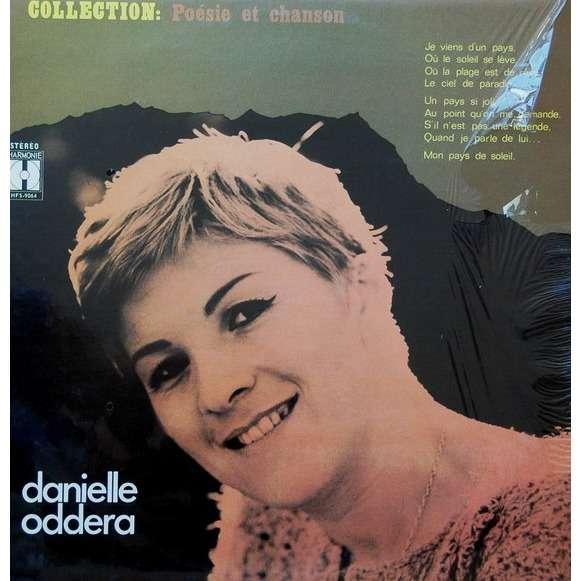danielle oddera Collection poesie et chanson - que serais-je sans toi ?