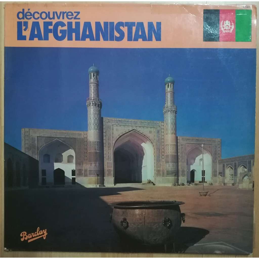 unknow decouvrez l'afghanistan