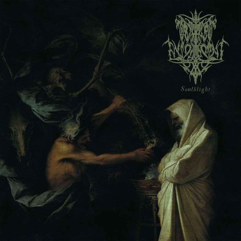 OBTAINED ENSLAVEMENT Soulblight. Bone Vinyl