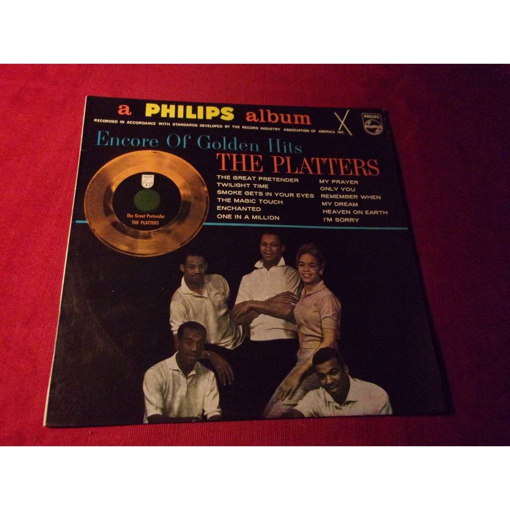 Platters, The Encore Of Golden Hits