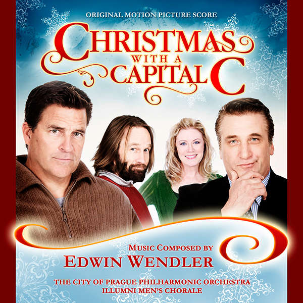 Edwin Wendler Christmas With A Capital C