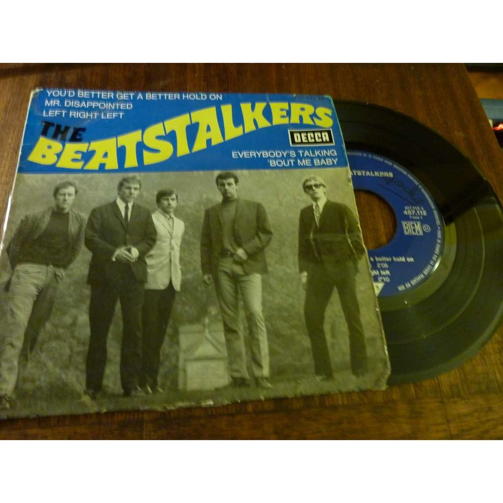 the beatstalkers you'd better get a better hold on