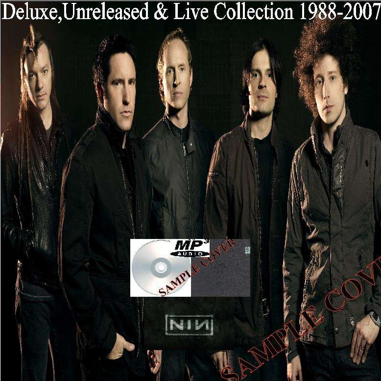 Deluxe,unreleased & live collection 1988-2007 (6cd mp3) by Nine Inch ...