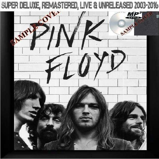 pink floyd Super Deluxe,Remastered,Live & Unreleased 2003-2016 (6CD MP3)