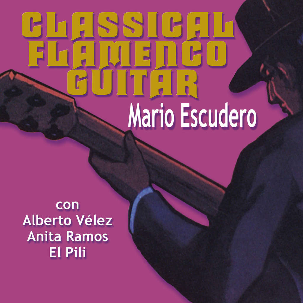 mario escudero classical flamenco guitar