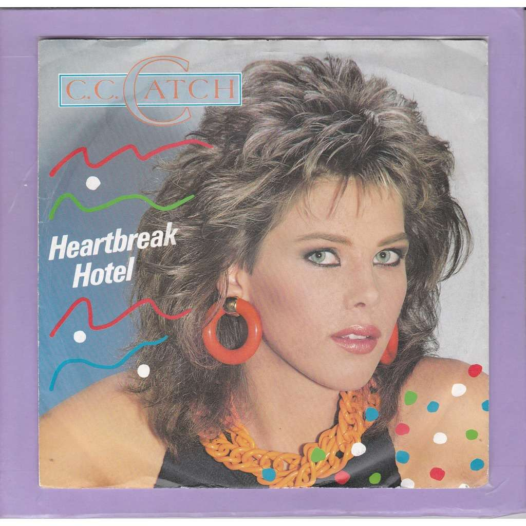 C.C. Catch Heartbreak hotel - You shot a hole in my soul