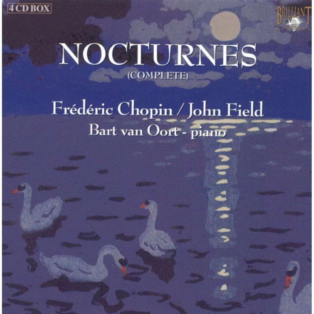 Field / Chopin / Various Romantic Composers Nocturnes (Complete) / Bart van  Oort