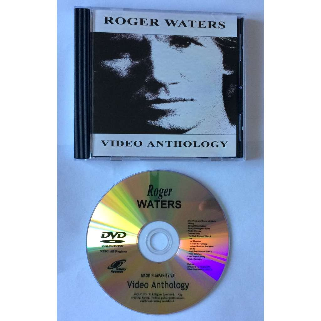 Pink Floyd Roger Waters Roger Waters VIDEO ANTHOLOGY
