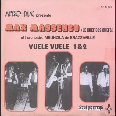 Max Massengo Vuele Vuele