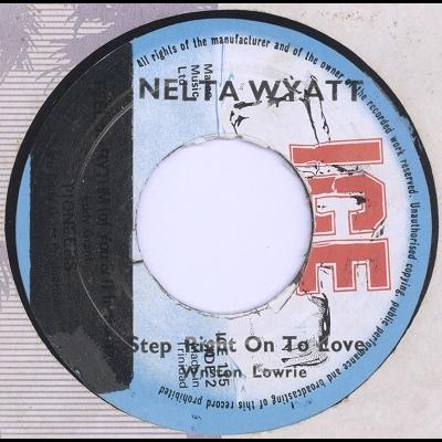 nelta wyatt step right on to love
