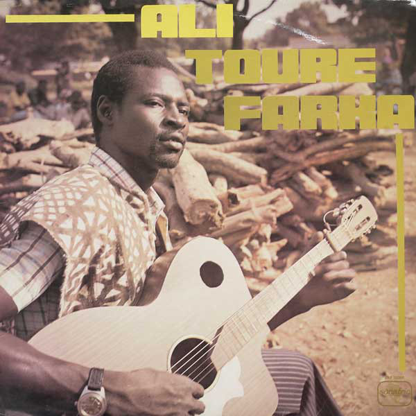 Ali Farka Touré s/t