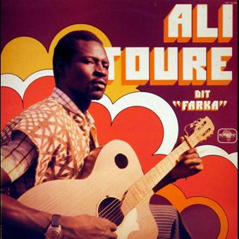 Ali Farka Touré Ali Toure Dit Farka