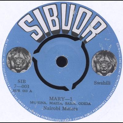 Nairobi Matata Mary pt.1 & 2
