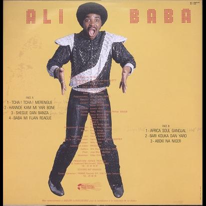Ali Baba Africa Soul Gandjal