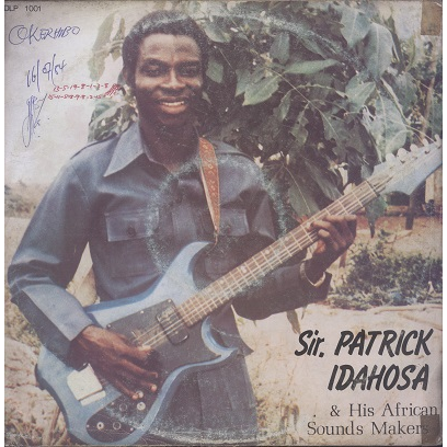 Sir Patrick Idahosa & his African Sounds Makers