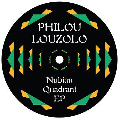 Philou Louzolo Nubian quadrant ep
