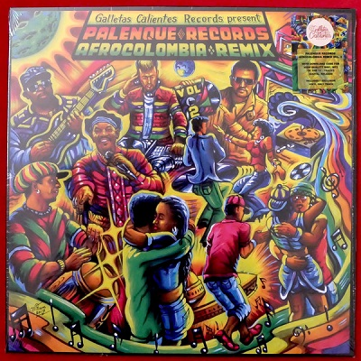 Palenque Records AfroColombia Remix vol.2 (various)