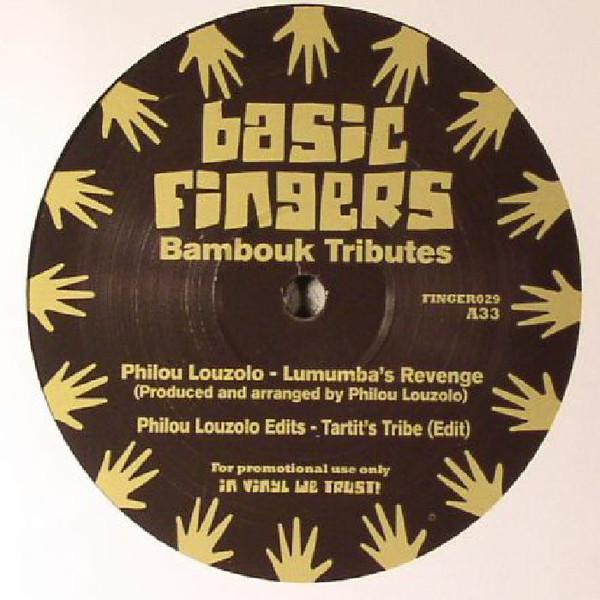 Philou Louzolo Bambouk Tributes