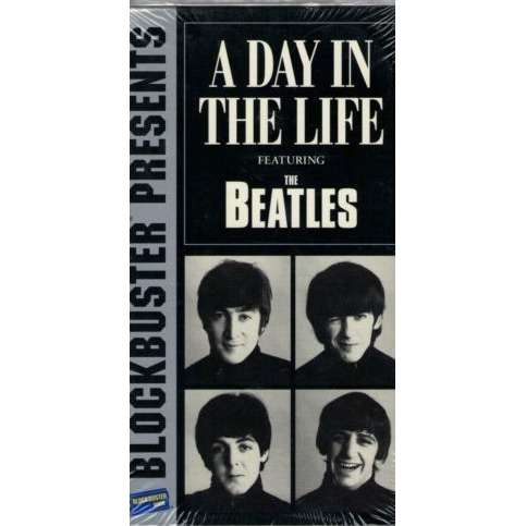 the beatles A DAY IN THE LIFE ( usa ntsc )