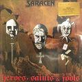 SARACEN - Heroes, Saints & Fools (lp) - 33T