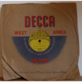 HAPPY DAYS ORCHESTRA - Keta / Ajojo mafa - 78 rpm